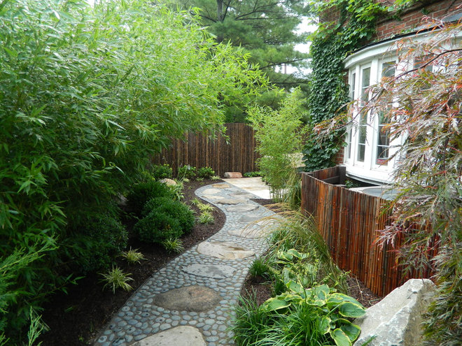 Asian Landscape by Great Lakes Landscape Design