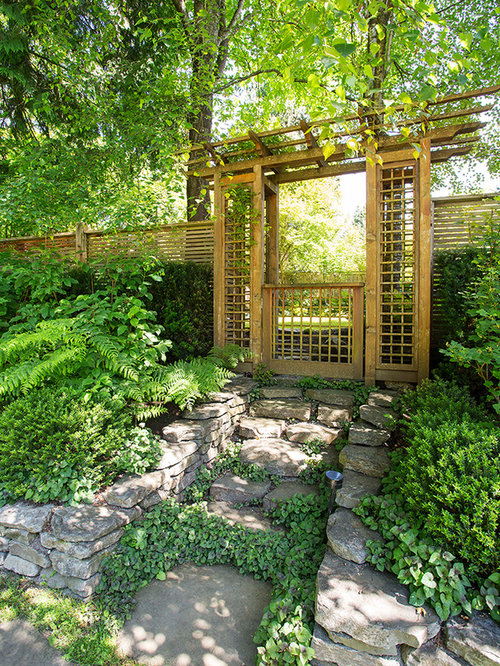 Japanese Gate Houzz