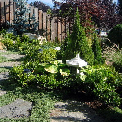 Boston.com - West Coast Asian Garden Design Ideas, Pictures ...