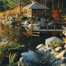 Asian Landscape by Pellettieri Associates