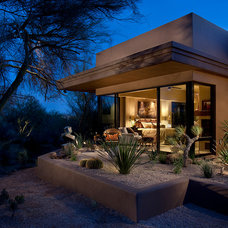 Contemporary Exterior by AB Design Elements, LLC
