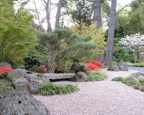 Backyard Japanese Garden backyard japanese garden | houzz