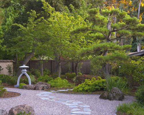 Backyard Japanese Garden Design | Houzz