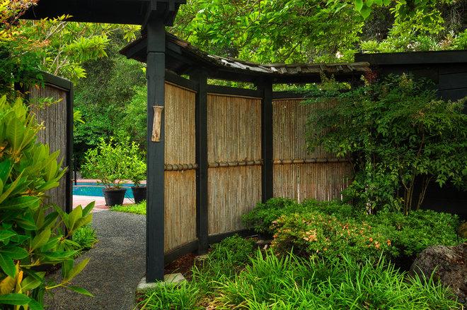 Asian Landscape by Kikuchi + Kankel Design Group