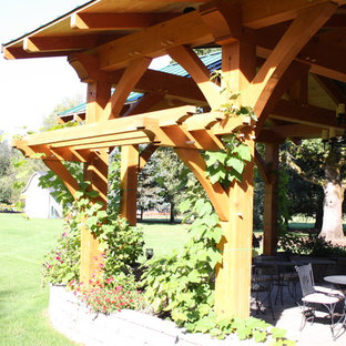 Attached Outdoor Living
