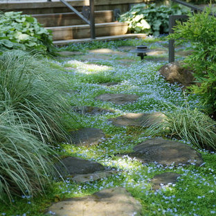 Photo of a modern landscaping in Portland.