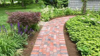 Authentic Clay-Fired  Pavers Walkway