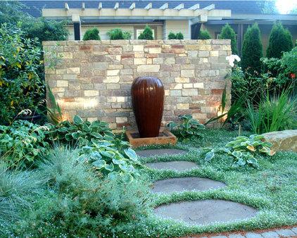 Traditional Landscape by ANR Landscape Design, LLC