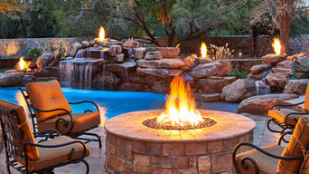 Automated Fire Pit