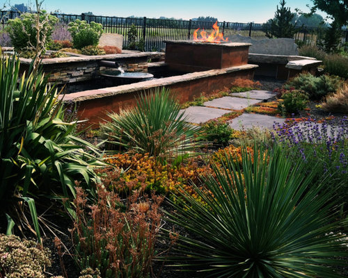 Boise xeriscape ideas designs remodels photos for Landscape design boise