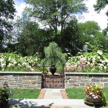 Eco-Friendly Rain Garden Inspiration