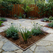 Contemporary Landscape by Janet Moyer Landscaping