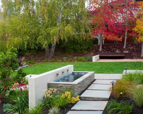 Backyard Water Feature Ideas 15 diy outdoor fountain ideas how to make a garden fountain for your backyard Backyard Water Features