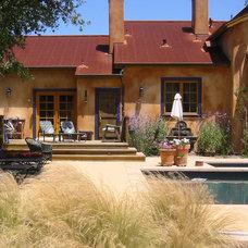 Southwestern Landscape by Arterra Landscape Architects