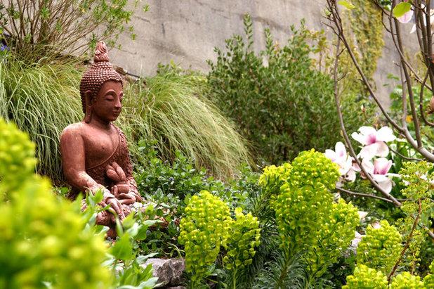 Asian Garden by Adamson + Molina