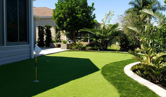 Back Yard Golf Getaway