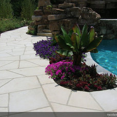 Traditional Landscape by RYCO Landscaping