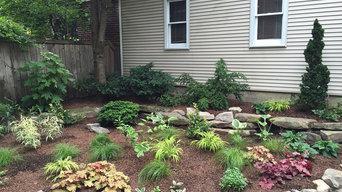 Back yard regraded | Artistry Landscaping Design