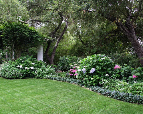 california shade garden photos - Shade Garden Design Ideas