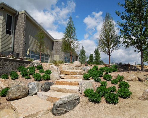 houzz 50 best omaha side yard landscaping pictures omaha side