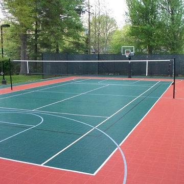 Backyard Courts