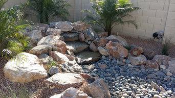 Backyard Design 1