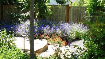 Backyard Garden - A Residence