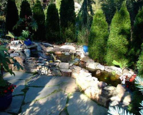 Landscaping Stones Portland Maine : Best tropical portland maine landscape design ideas remodel pictures
