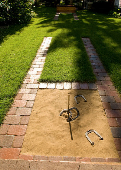 Comment faire un terrain de basket dans son jardin - Comment trouver de l or dans son jardin ...