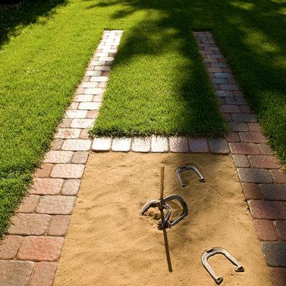 garden backyard ideas backyard horseshoes outdoor ideas backyard