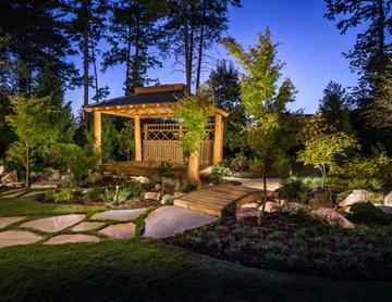 Backyard - Japanese Garden
