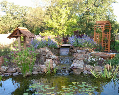 Home Ponds And Waterfalls Houzz