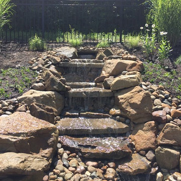 Backyard Oasis in North Fayette, PA
