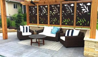 Backyard Patio Areas