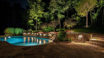Backyard Pool and Patio Lighting Project