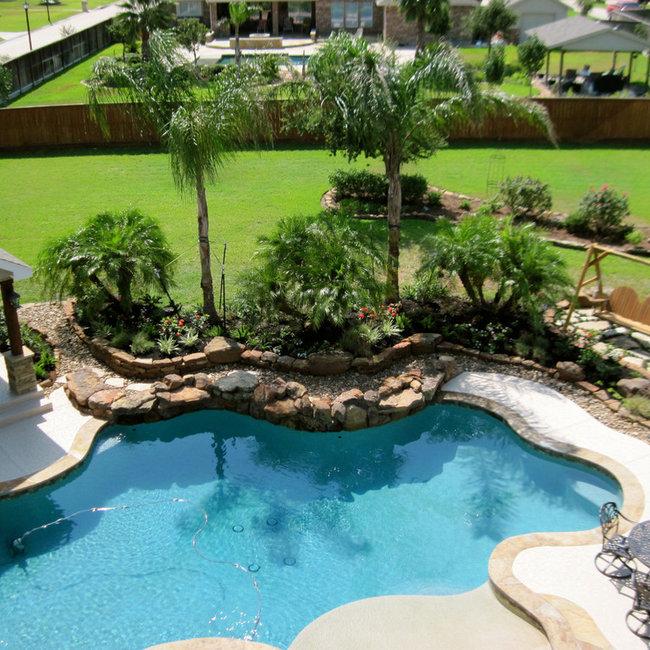 Fox Landscaping - Houston, TX - Landscape Contractors