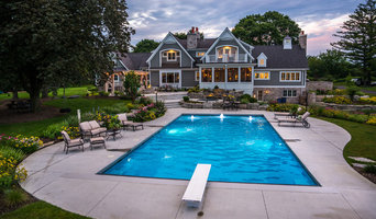 Backyard Pool, Patio, Perennials, and FUN in Barrington, IL