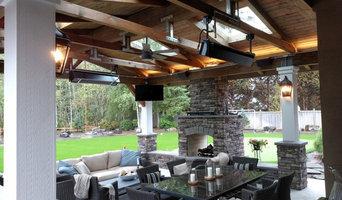 Backyard Retreat - Outdoor Kitchen
