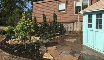 Backyard serenity