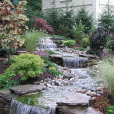 Eclectic Landscape by Outdoor Magic, Inc.