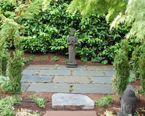 Cast Stone Garden Statues Home Design Ideas Renovations Photos