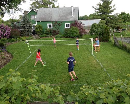 Fotos de jardines dise os de pistas deportivas - Diseno de jardines para casas de campo ...