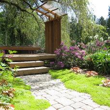 Eclectic Landscape by Aaron G. Edwards Landscape Architect