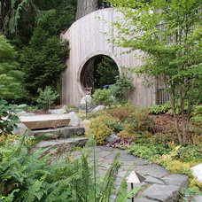 Eclectic Landscape by Aaron G. Edwards Landscape Architect