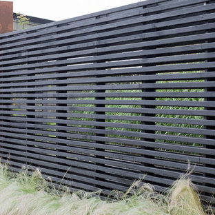 This is an example of a modern landscaping in Seattle.