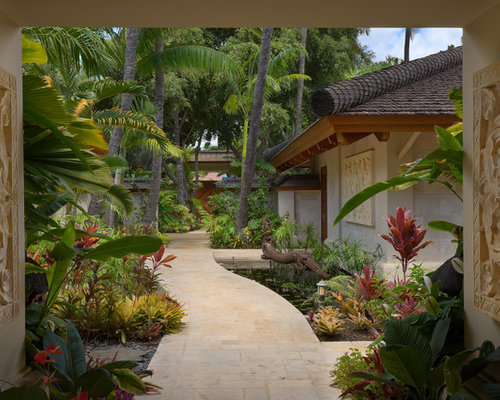 Bali Garden Ideas Photos