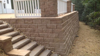 Band Retaining Walls
