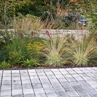Photo of a modern landscaping in Seattle.