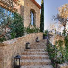 Mediterranean Landscape by Gordon Stein Design