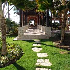 Tropical Landscape by Piedras International